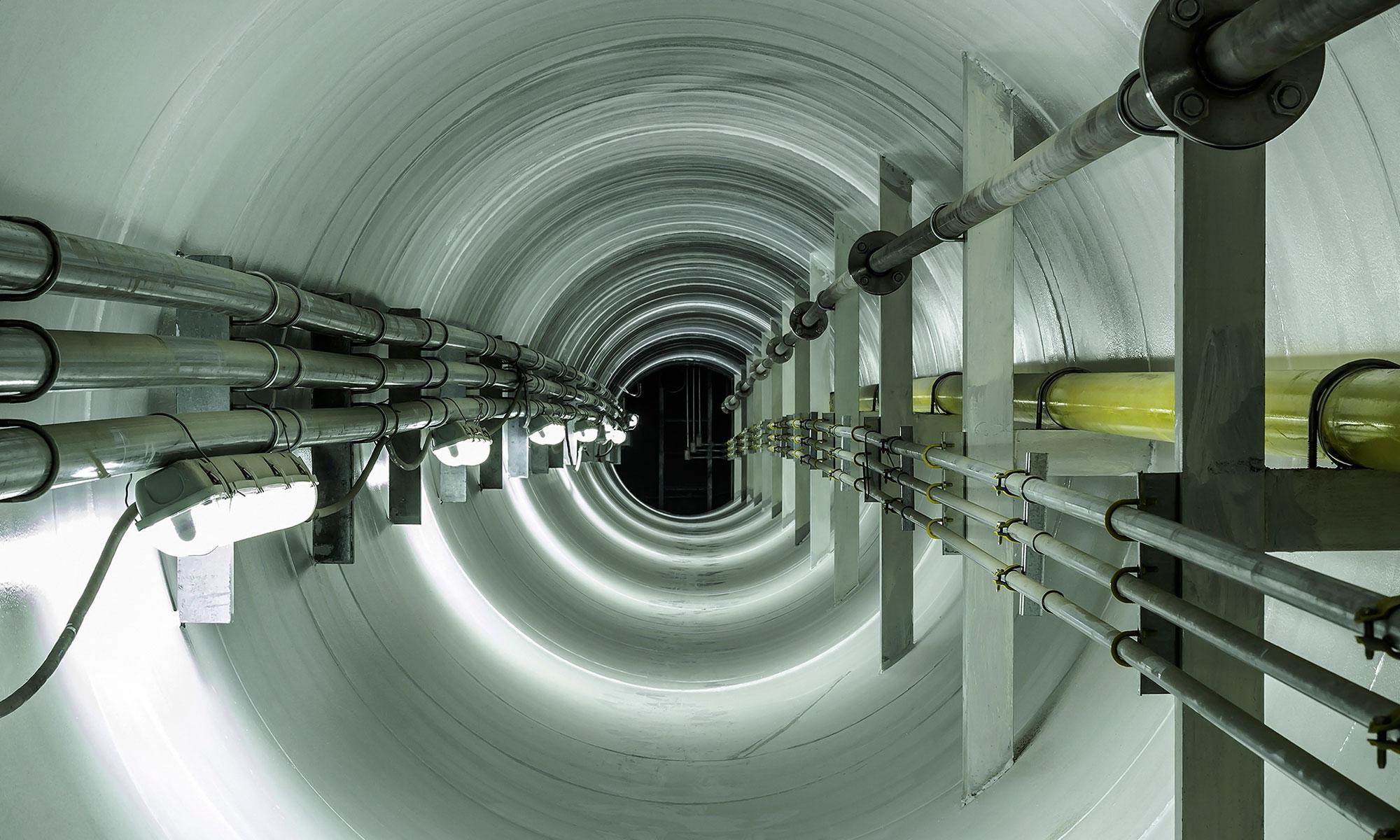 Tunele kablowe